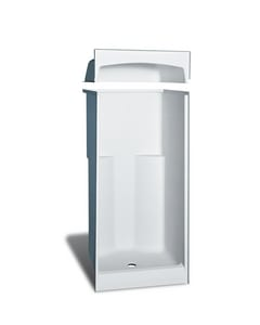 Aker Plastics 36 x 36 in. Shower A141022000007000
