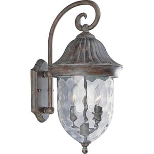 Progress Lighting Coventry 20-1/4 x 9-3/4 in. 60W 2-Light Outdoor Wall Lantern PP5829