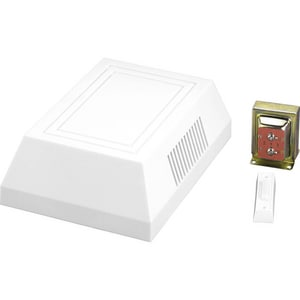 Progress Lighting Door Chime Kit in White PPC00130
