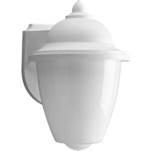 Progress Lighting 6 in. 60 W 1-Light Medium Wall Lantern PP5844