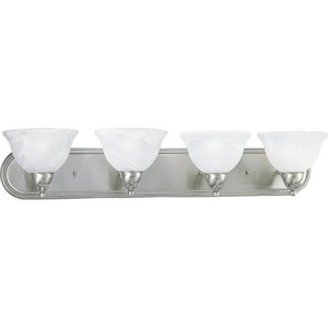 Progress Lighting Avalon 4 Light 100W Vanity Light Fixture PP3269
