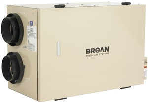 Broan Nutone Heat Recovery Ventilator BHRV100H