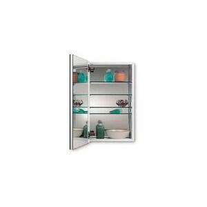 Rangaire Metro Multi Conductor Medicine Cabinet with Flat Mirror R52WH344DPF