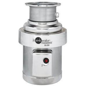 InSinkErator® 2 hp 1-Phase Commercial Disposer ISS20027