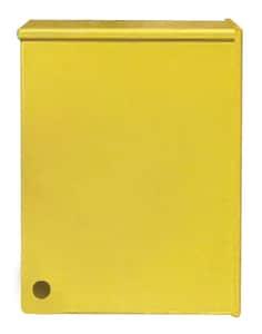 Kupferle, John C Foundry 150 GPM Automatic Hydrant Flush Yellow K9700YEL