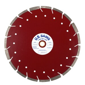U.S. Saws .125 in. General Purpose Diamond Blade UGPS125
