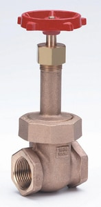 Milwaukee Valve 150# Bronze Threaded Rising Stem Union Bonnet Gate Valve M1151