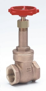 Milwaukee Valve 125# Bronze Threaded Bonnet Rising Stem Gate Valve M148