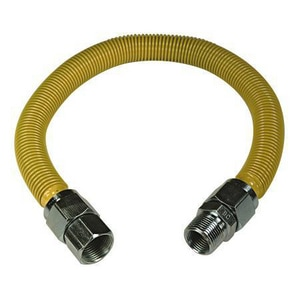 Brass Craft 3/4 x 3/4 in. FIP Gas Connector BCSSB22