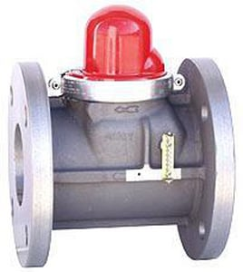 Pacific Seismic 60 psi Flanged Quake Shut-Off Valve PS31F