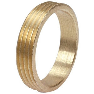 Elkhart Products Corporation Drainage Waste and Vent Cast Copper x Male Coupling CCDWVSJMTP