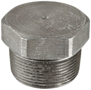 3000# Threaded Forged Steel HEX Head Plug IFSTHP