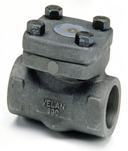 Velan Valve 800# Forged Steel Socket Weld Lift Check Valve VW2034B02TY