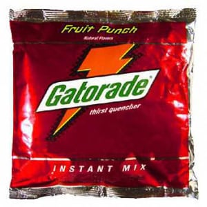 Gatorade 2-1/2 gal. Flavor Instant Powder Mix Drink G33691