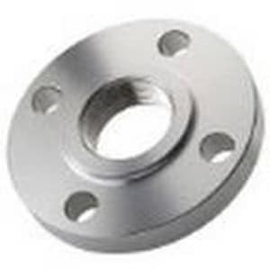 150# 316L Stainless Steel Raised Face Threaded Flange IS6MSSTF
