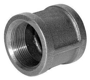 150# Black Malleable Iron Coupling IBC