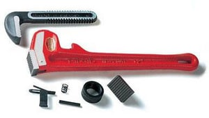 Ridgid 48 in. Pipe Wrench Hook Jaw for Ridge Tool Wrenches R31745
