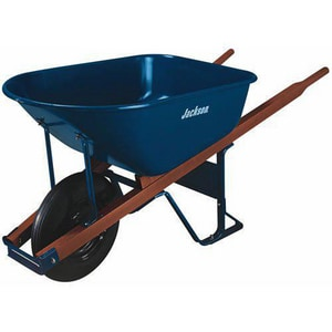 Ames-True Temper Wheelbarrow Tray in Blue AM6T22
