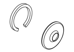 Kohler Escutcheon Assembly K1016455