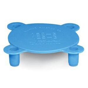 Alliance Plastics 150# Polyethylene Flange Protector in Blue A150
