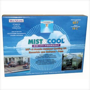 Mist & Cool Diy Outdoor Cooling System MMC530