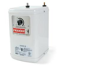 Franke Consumer Products Heat Tank Butler in White - HT-200 - Ferguson