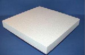 Insulfoam 2 x 4 in. 8 ft. Braided Insulfoam Duct Board IBKPX