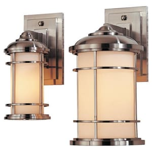 Murray Feiss Industries Lighthouse 4-1/2 in. 100 W 1-Light Wall Mount Lantern MOL2200