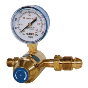 Goss 1/4 in. High Pressure Regulator GEP70G