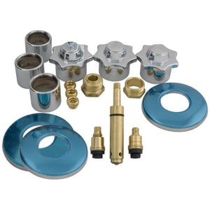 Lincoln Products® 3 Handle Valve American Standard Rebuild Kit LIN101881