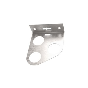 Holdrite 3-Hole Galvanized Steel Bracket H121O