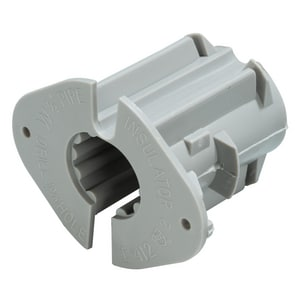 Weld-On Long Poly Insulation Pipe Clamp I82967