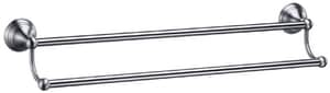 Gatco Charlotte™ Double Arm Towel Bar G4364
