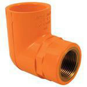 Tyco 90 Degree CPVC Sprinkler Head Elbow T8019