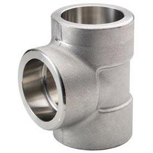 Weld Standard Carbon Steel Tee DWWPL6TP