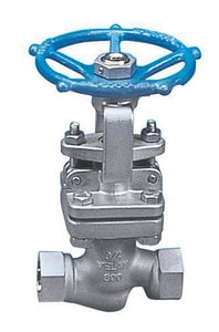 Velan Valve 800# Forged Steel Socket Weld Outside Stem and Yoke Globe Valve with Bolted Bonnet VW2074B02TY