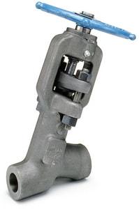 Velan Valve 1690 psi Socket Weld Globe Valve VW8076Z02TS