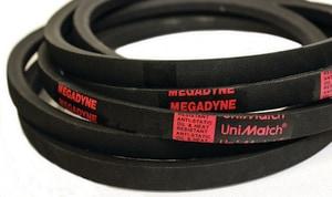 Jason Industrial Multi-Plus® 58 x 1/2 in. Multi-Speed Plus Dual V-Belt JA56