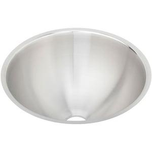 Elkay Harmony™ Undermount Bowl Stainless Steel EELUH16LV