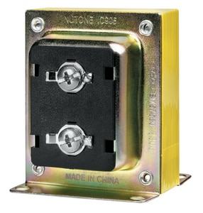 Broan Nutone 16 V Doorbell Transformer NC905