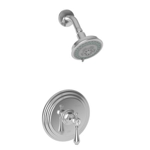 Newport Brass Chesterfield Pressure Balance Shower Faucet Trim with Single Lever Handle N3-1034BP