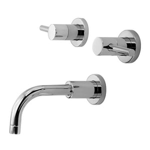 Newport Brass East Linear Wall Mount Tub Faucet N3-1505