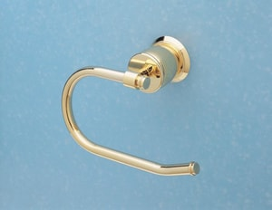 Rohl Berman 7-37/100 in. Wall Mount Toilet Paper Holder RMB8