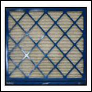 Indigo Filter Company 16 x 25 x 4 in. Pleated Air Filter I2000041625