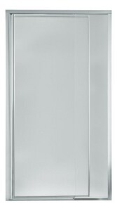 Sterling Plumbing Group Vista Pivot II™ 69 in. Framed Shower Door with Tempered Glass S1530DS
