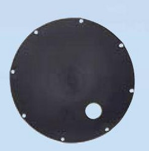 AK Industries Single Hole Plastic Sump Cover AAKP80009