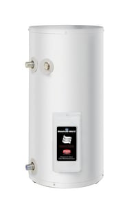 Bradford White 30 in. 30 gal. Electric Utility Water Heater BM230U6SS