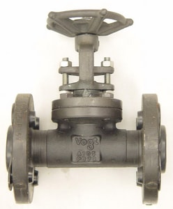 Vogt Valves 150# Forged Steel Flanged Bolted Bonnet Outside Stem and Yoke Gate Valve V353