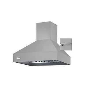 Viking Range 48 in. Chimney Wall in Stainless Steel VVCWH4848SS