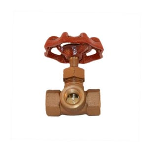 Brecco IPS Bronze 3-Way Valve BVA3WAY025